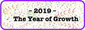 Jan 2019 Newsletter Banner